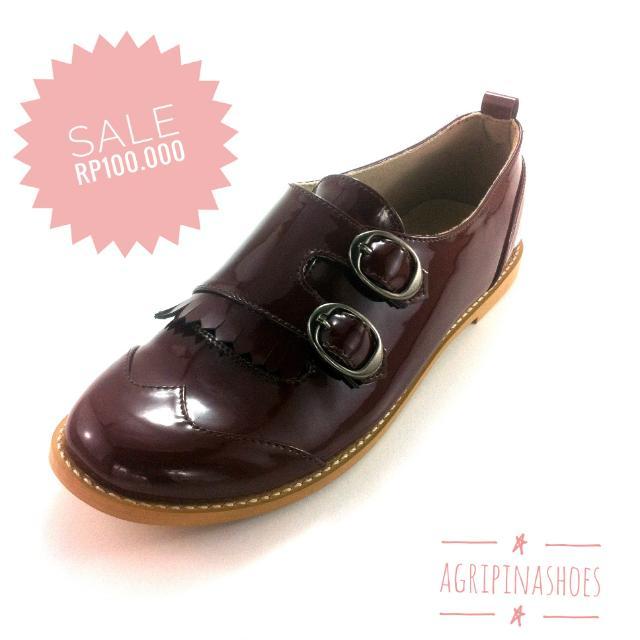 Sepatu Flats Keren SALE 100.000