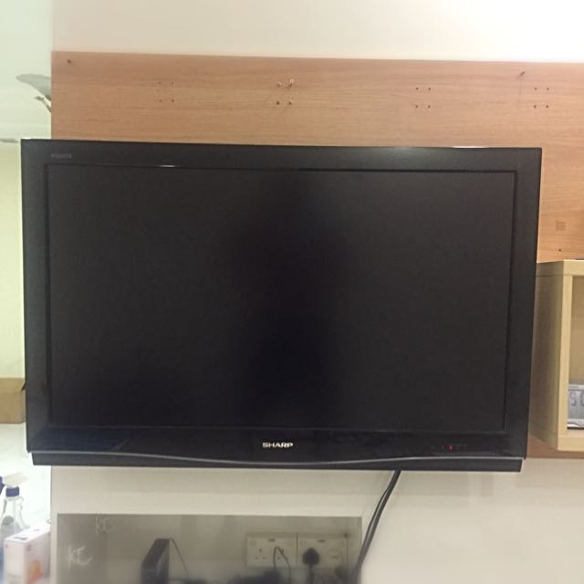 "(Reserved) Sharp 42"" LCD TV"