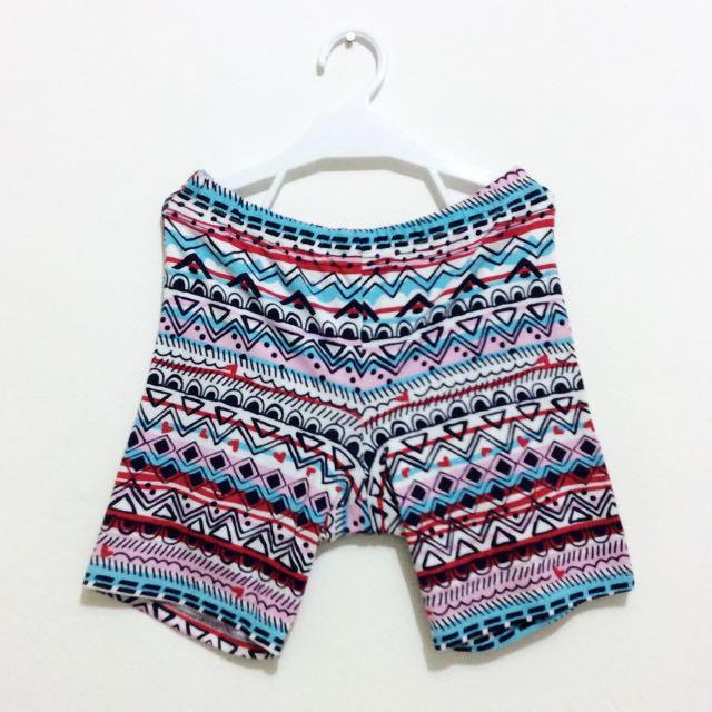 Short Pants Tribal