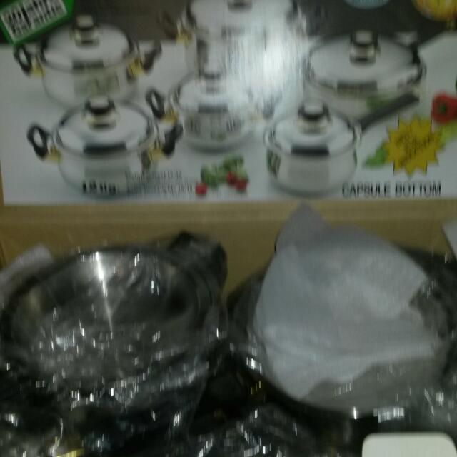 Stove top Set For SALE