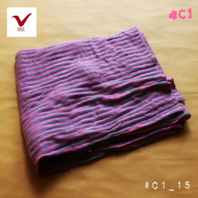 Stripes Kaos Shawl