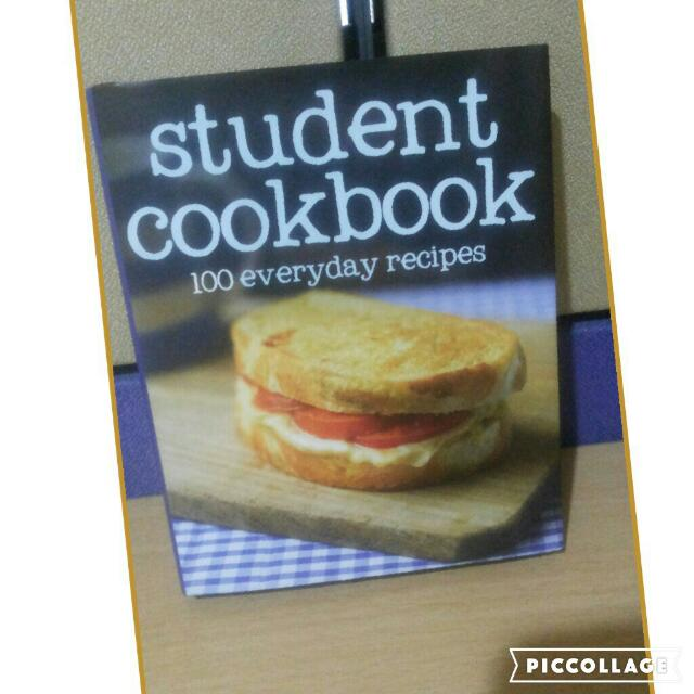 Student Cookbook Everyday Recipes