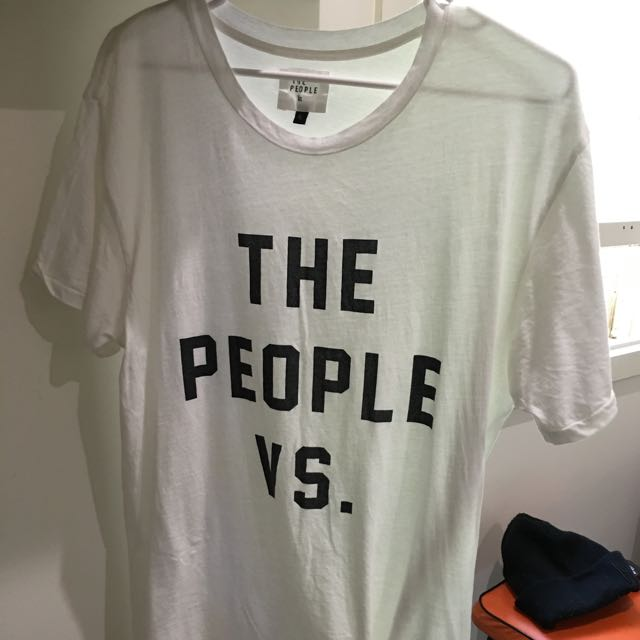 THE PEOPLE Vs. Tee XL