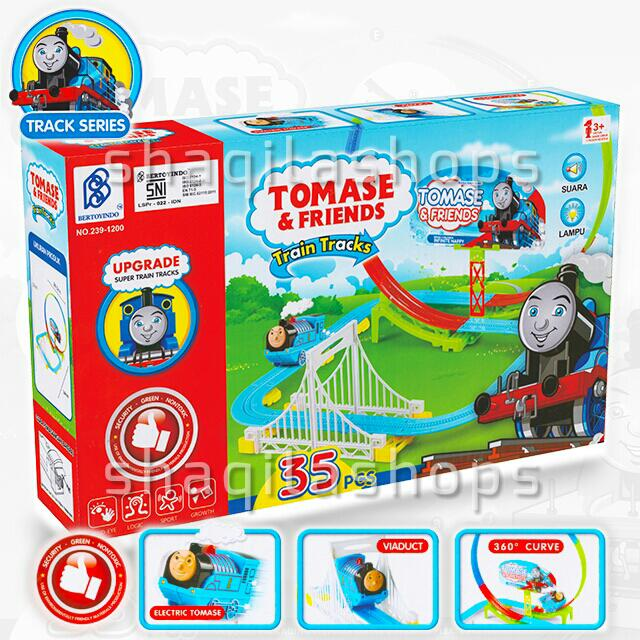Thomas Train Set Bertoyindo 239-1200