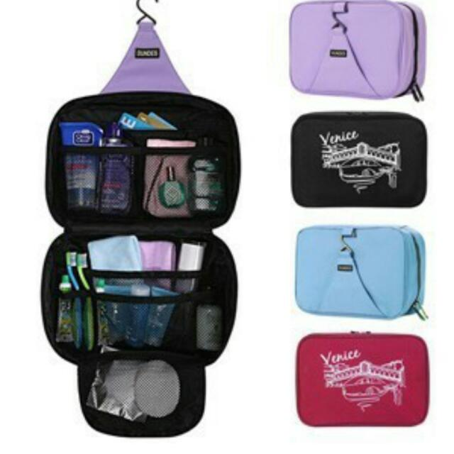 Toiletries Pouch