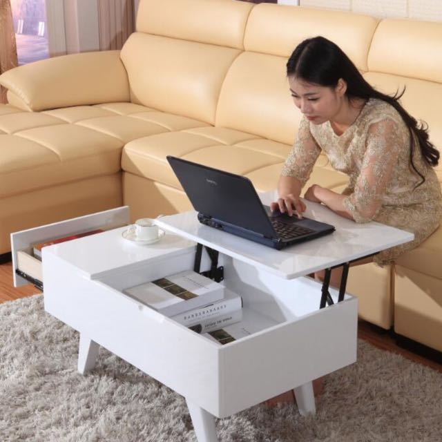 Transformer Coffee Table.Transformer Coffee Table Furniture Tables Chairs On Carousell