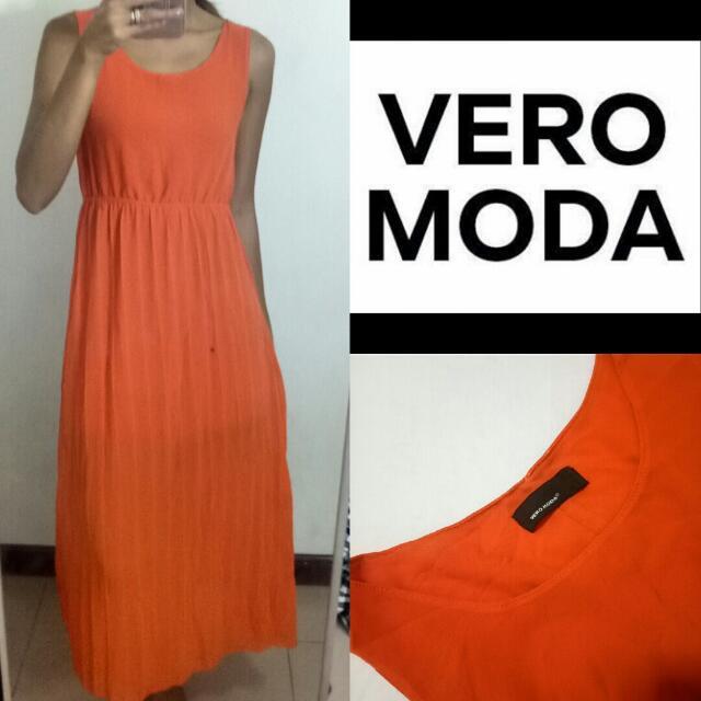 Vero Moda Maxi Dress MEDIUM-LARGE