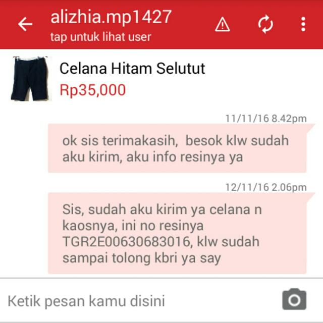 We are trusted seller