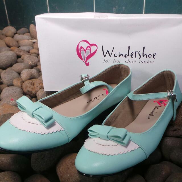 Wondershoes Blue