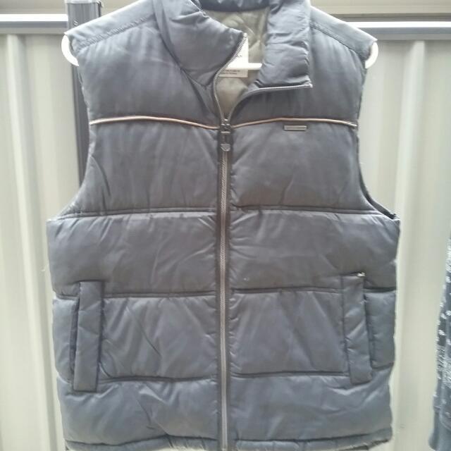Zara Man Vest-Small