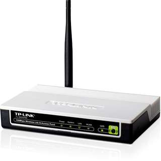 TP-Link TL-WA701ND 150Mbps Wireless Lite N Access Point (Preloved)