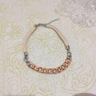 Pinkish Necklace