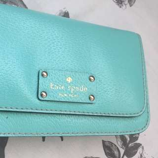 Kate Spade Tiffany Blue Crossbody