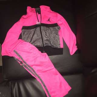 Children's 2pcs JORDAN tracksuit