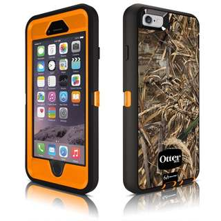 Camo iPhone 7 Otterbox Defender