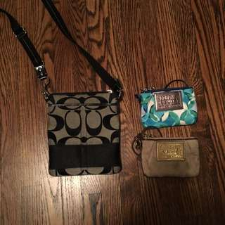 Coach Items