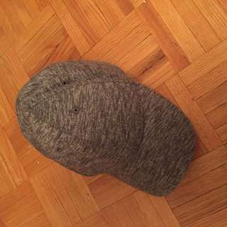 Gray Roots Hat