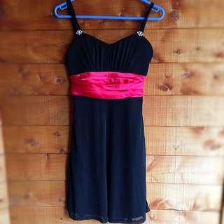 Short Ball Dress