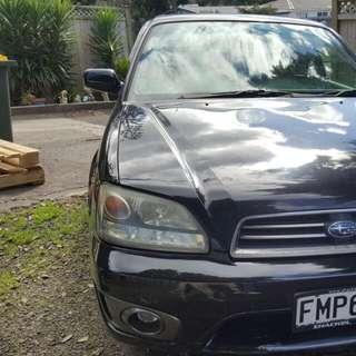 Subaru legacy RS 2002 3.0
