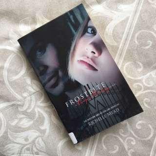 Frostbite book