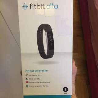 (Reserved) BNIB Fitbit Alta Size S