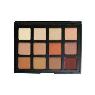 Morphe Brushes 12NB Natural Beauty Palette