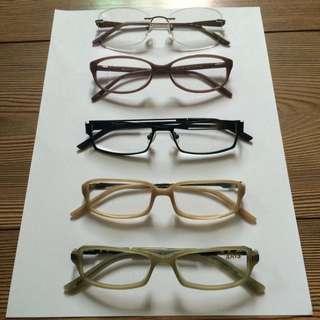 平光眼鏡 Glasses Frame