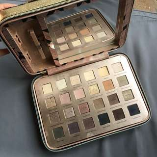 Tarte Eyeshadow Palette 2015 Holiday Collection