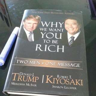 Book: Why We Want You To Be Rich