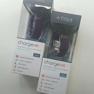 Brand NEW UNOPENED Fitbit Charge HR