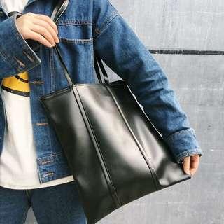 (po) Basic Tote Bag