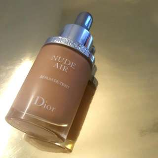 Dior Nude Air Foundation