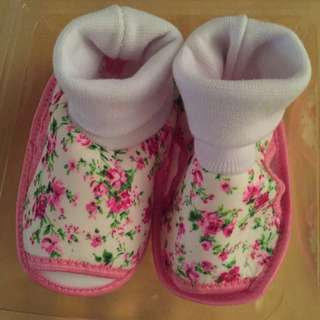 Pureen Pre Walker Shoes
