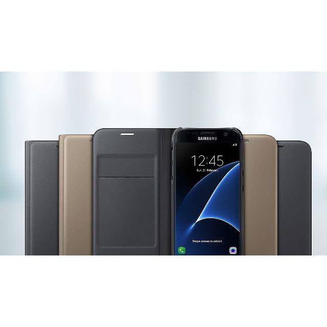 母親節促銷 三星 正原廠 Galaxy S7 金色粉色 翻頁式皮套 插卡式皮套 保護套 原廠公司貨