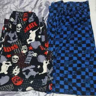 2 × Pairs Of Pjs Size 12-14