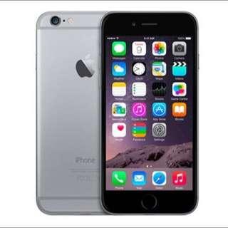 Apple iPhone 6 (Space Grey) - 64gb