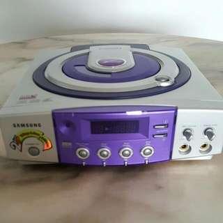Samsung Video CD/CD/MP3 Player