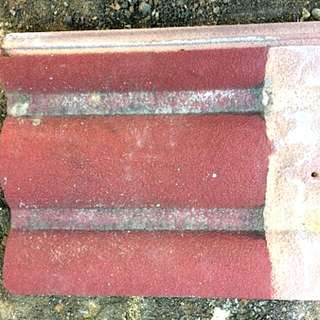 Concrete Roof Tiles X 1225