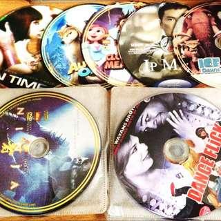 DvD Movies!