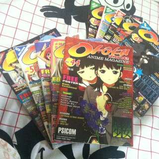 Otakuzine Anime Magazine