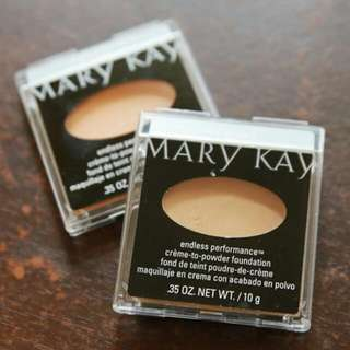Creme-to-powder Foundation By Mary Kay ONHAND