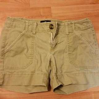 American Eagles Twill Shorts