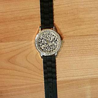 Claire's Cheetah Watch
