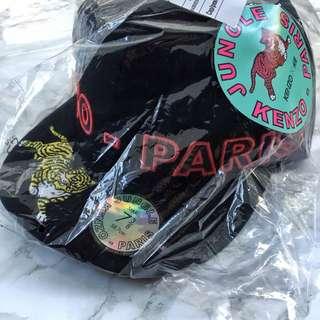 BRAND NEW SMALL KENZO X H&M MEN SIZE S BLACK SNAPBACK CAP HAT