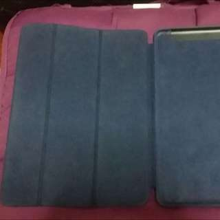 Apple Ipad Air 2 Smart Leather Case Midnight Blue (Authentic)