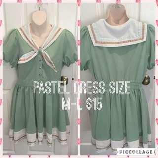 Cute Pastel Dress
