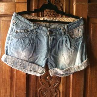 Short Size 28