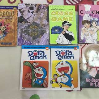 Comics - Rp.35.000ALL