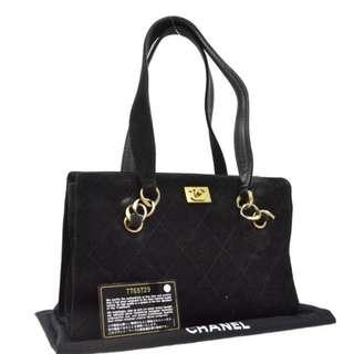 Chanel Boy Vintage Bag 100%Real
