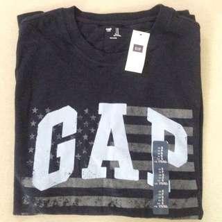 GAP 美國國旗 T恤